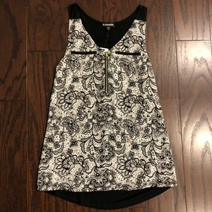 Express tank top, size XS. NWT!